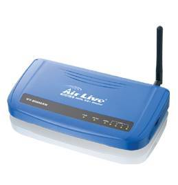 Air Live Wireless 125 Mbps Turbo-G Router